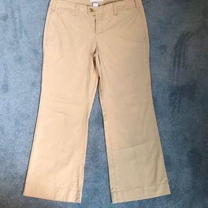 Gap Trouser ~ Favorite Khakis